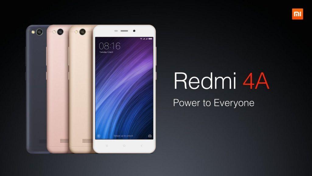 Xiaomi Redmi 4A, el móvil más barato de esta marca, pero que no deja nada que desear. Un Mercedes Benz fiable para tus hijos, mayores, o resto de familia.