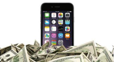 Un móvil puede valer entre 50 a 1000 euros, pero detrás de su precio total existe el coste del fabricante que tienen las marcas como Samsung y Apple.
