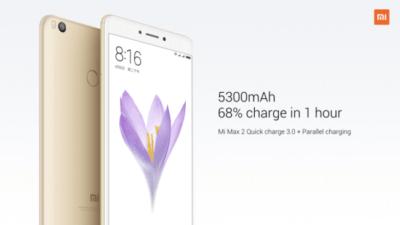 Xiaomi presenta al nuevo sucesor del Mi Max, un móvil con pantalla gigante y características brutales. Así que no te pierdas los detalles del Mi Max 2.
